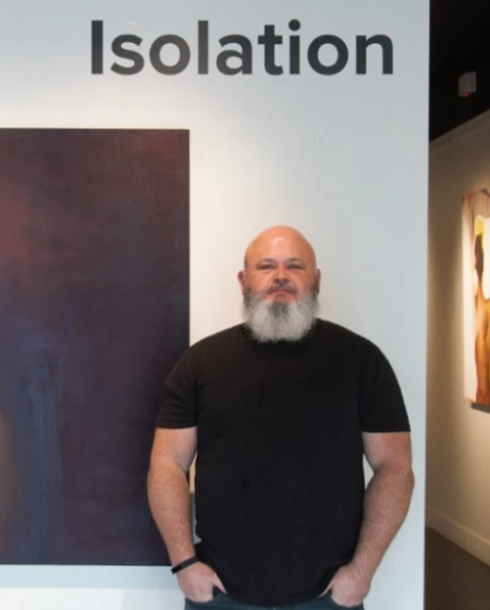 Inside Arts: 'Isolation' is a one-man show