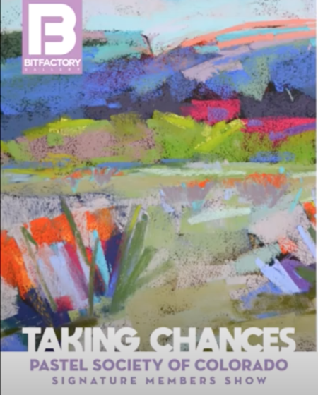 Taking Chances Exhibition, Nov 20, 2020 – Jan 14, 2021 – Virtual Tour
